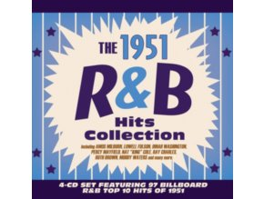 VARIOUS ARTISTS - The Greatest R&B Hits Of 1950 (CD)
