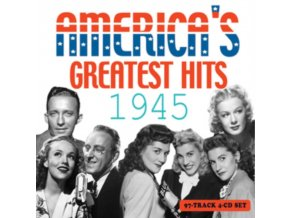 VARIOUS ARTISTS - Americas Greatest Hits 1945 (CD)