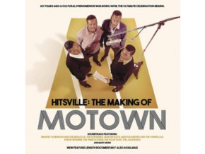 VARIOUS ARTISTS - Hitsville: The Making Of Motown (CD)