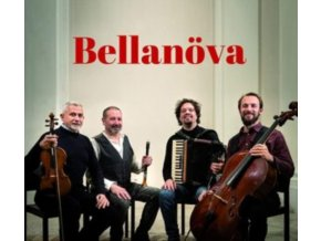BELLANOVA - Bellanova (CD)