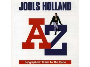 JOOLS HOLLAND - A Z Geographers Guide To The Piano (CD)