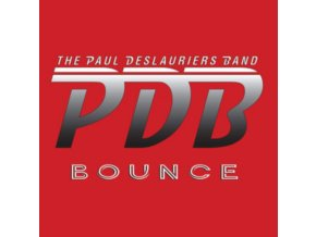 PAUL DESLAURIERS BAND - Bounce (CD)
