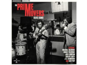 PRIME MOVERS BLUES BAND - The Prime Movers Blues Band (CD)