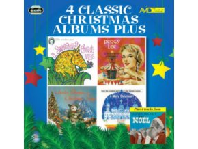 Various Artists - 4 Christmas Albums Plus (Music CD)