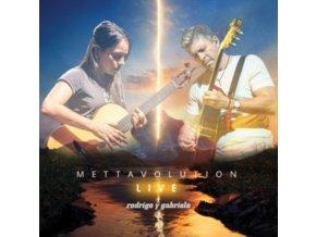 RODRIGO Y GABRIELA - Mettavolution Live (CD)