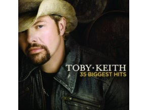 Toby Keith - 35 Biggest Hits (2 CD) (Music CD)