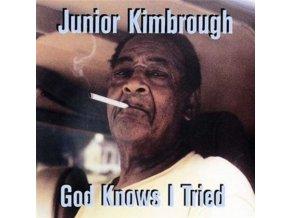 JUNIOR KIMBROUGH - God Know I Tried (CD)