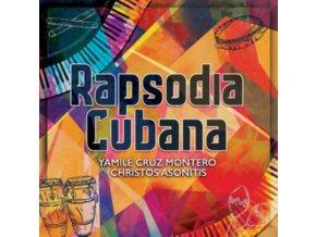 YAMILE CRUZ MONTERO & CHRISTOS ASONITIS - Rapsodia Cubana (CD)