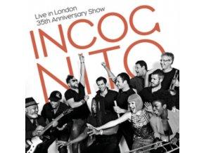 INCOGNITO - Live In London - 35Th Anniversary Show (CD)