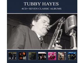 TUBBY HAYES - Seven Classic Albums (CD)