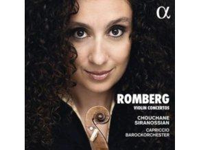 CHOUCHANE SIRANOSSIAN / CAPRICCIO BAROCKORCHESTER - Romberg: Violin Concertos (CD)