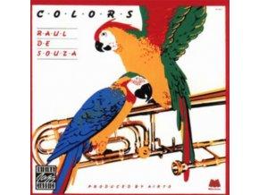 RAUL DE SOUZA - Colors (CD)