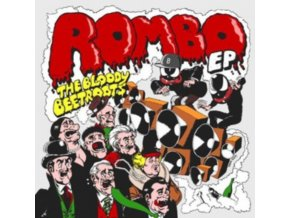 BLOODY BEETROOTS - Rombo Ep (CD)