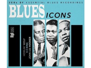 VARIOUS ARTISTS - Blues Icons (CD)