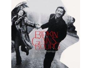 JANE BIRKIN - Birkin-Gainsbourg - Le Symphonique (Limited Edition) (CD + DVD)