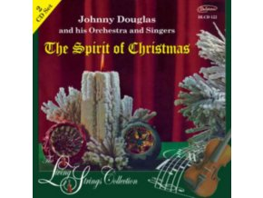 JOHNNY DOUGLAS & HIS ORCHESTRA - Living Strings Collection: The Spirit Of Christmas (CD)