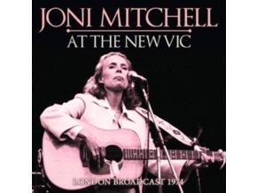JONI MITCHELL - At The New Vic (CD)