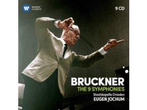 STAATSKAPELLE DRESDEN / EUGEN JOCHUM - Bruckner: The 9 Symphonies (CD)