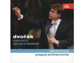 JAKUB HRUSA - Dvorak Czech Suite Op.39 Waltzes (CD)