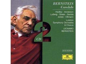 LSC/LSO/BERSTEIN - Bernstein/Candide (CD)