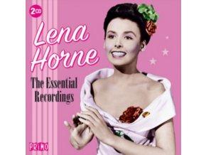 LENA HORNE - The Essential Recordings (CD)