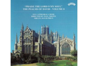 CHOIR OF ELY CATHEDRAL / TREPTE / PRICE - The Psalms Of David Volume 8 (CD)
