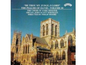 CHOIR OF YORK MINSTER / MOORE / SCOTT WHITELEY - The Psalms Of David Volume 10 (Final Volume) (CD)