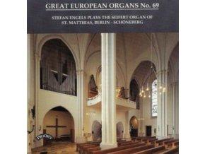 STEFAN ENGELS - Great European Organs No.69: St.Matthias. Berlin - Schoneberg (CD)