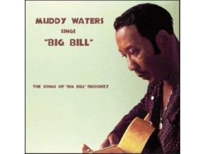 MUDDY WATERS - Sings Big Bill Broonzy (CD)