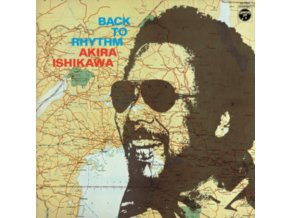 AKIRA ISHIKAWA - Back To Rhythm (CD)