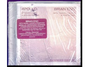 BRIAN ENO - Apollo: Atmospheres And Soundtracks (Extended Edition) (CD)