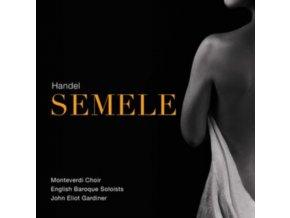 MONTEVERDI CH / EBS / GARDINER - George Frideric Handel: Semele (CD)