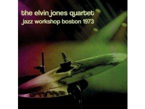 ELVIN JONES QUARTET - Jazz Workshop Boston 1973 (CD)