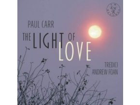 ANDREW FOAN / TREDICI / ROB BURTON / ALBA MERCHANT & ELUNED PIER - The Light Of Love (CD)