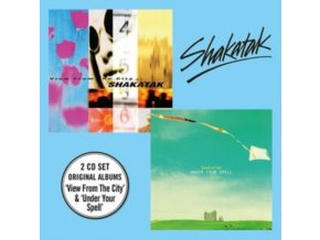 SHAKATAK - View From The City + Under Your Spell (CD)