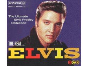 Elvis Presley - Real Elvis (Music CD)