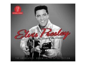 Elvis Presley - Saint & The Sinner (Music CD)