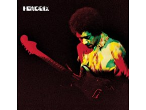 Jimi Hendrix - Band Of Gypsys (Music CD)