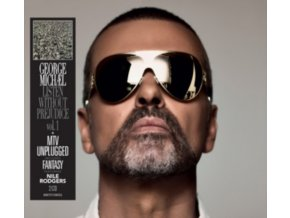 George Michael - Listen Without Prejudice / MTV Unplugged Double CD