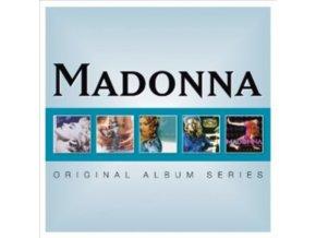 Madonna - Original Album Series (5 CD Boxset) (Music CD)