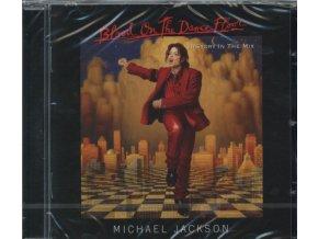 Michael Jackson - Blood On The Dance Floor (Music CD)