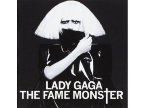 Lady GaGa - The Fame Monster (2 CD) (Music CD)