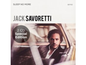 Jack Savoretti - SLEEP NO MORE - SPECIAL EDITION (Music CD)