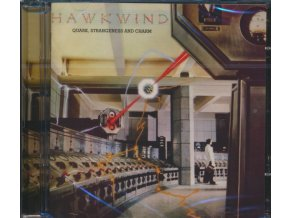 Hawkwind - Quark Strangeness And Charm (Music CD)