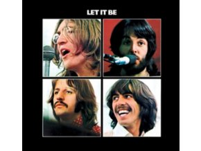 The Beatles - Let It Be (Remastered) (Music CD)