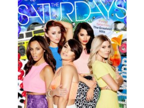 The Saturdays - Greatest Hits (Music CD)