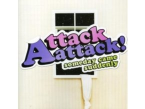 Attack Attack - Someday Came Suddenly (Music CD)