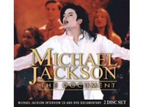 Michael Jackson - Document  The (+DVD)