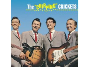 Buddy Holly -  Chirping  Crickets (Music CD)