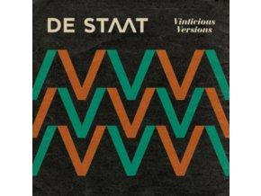 De Staat - Vinticious Versions (Music CD)
